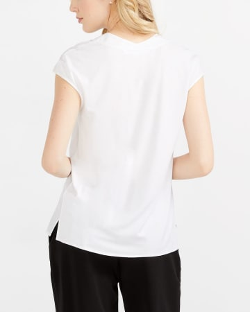 Willow & Thread Mix Media Top