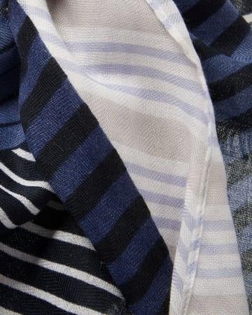 Multi Stripe Scarf
