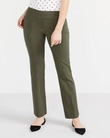 Pantalon à jambe évasée L'Iconique Petite