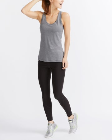 Hyba Essential Heather Tank Top