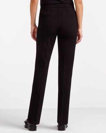 Pantalon à jambe droite Le Stretch Moderne Petites
