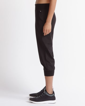Pantalon de sport capri Hyba