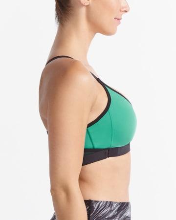 Soutien-gorge sport à maintien moyen avec bretelles multiples Hyba