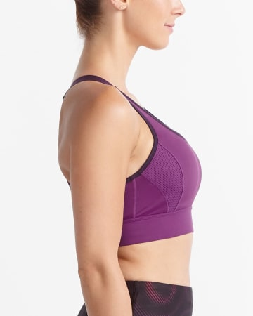 Hyba Crisscross High-Impact Sports Bra