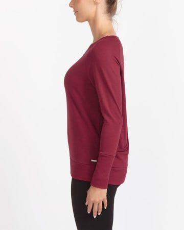 Hyba Open Back Top