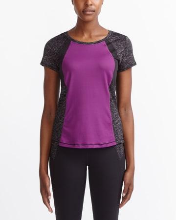 Hyba Colourblock Training T-Shirt