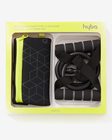 Hyba On-The-Go Fitness Set