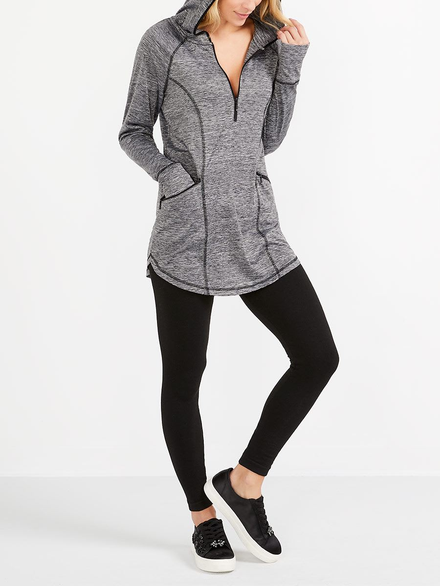 Hooded Nursing Tunic