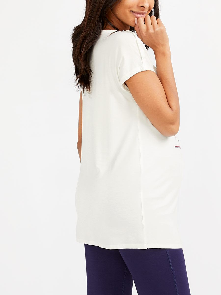 Printed Nursing Pyjama T-Shirt
