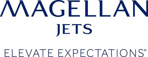Magellan Jets Case Study Logo