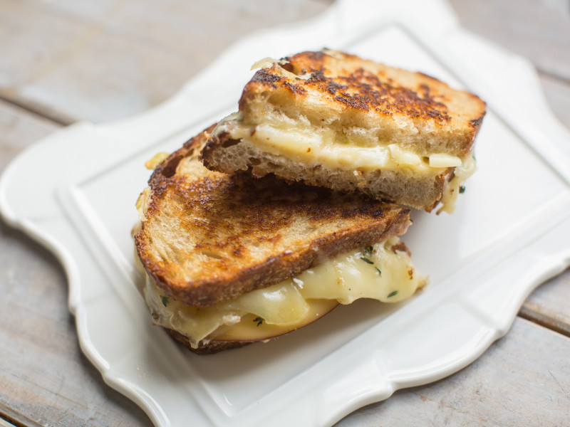 3 Genius Grilled Cheese Makeovers