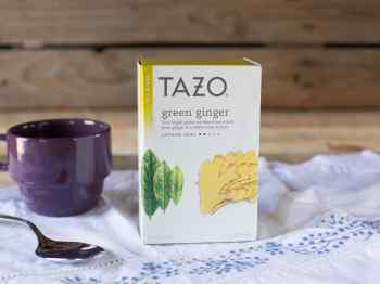 Image result for tazo green ginger