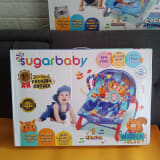 Sugarbaby bouncer 10 in 1 type wooden folks