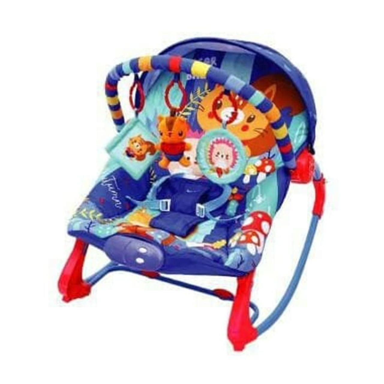 Premium Baby Bouncer New 10 in 1 type Coco n Friend0