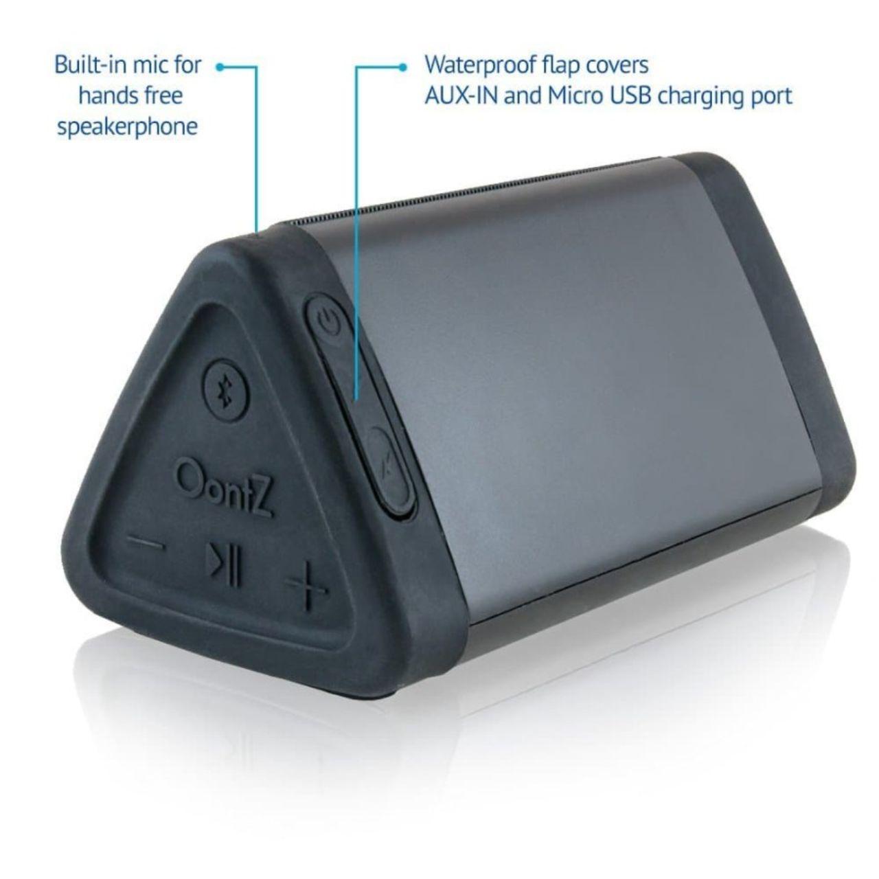 Speaker Oontz Angle 3 Cambridge SoundWorks Bluetooth Hitam2