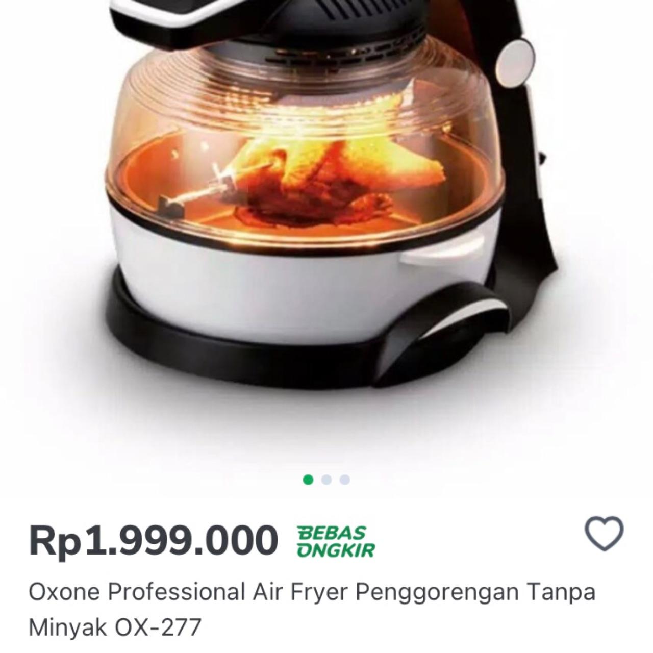 Oxone 277 Air Fryer1