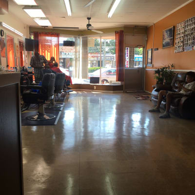 Another Level Barbershop Lounge gallery image.
