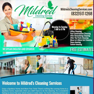 Mildred'S Cleaning Service  image