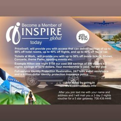 Inspire Global image