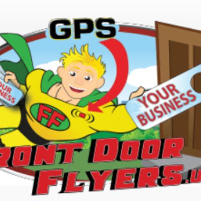 Front Door Flyers Printing image