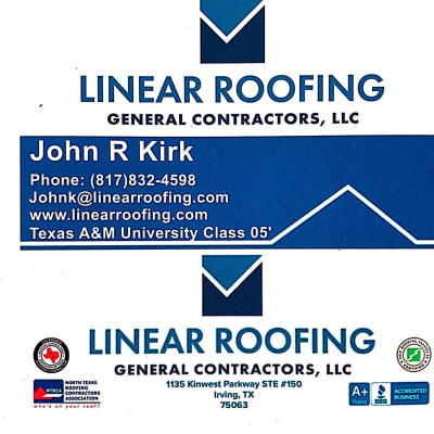 Linear Roofing and General Contractors image
