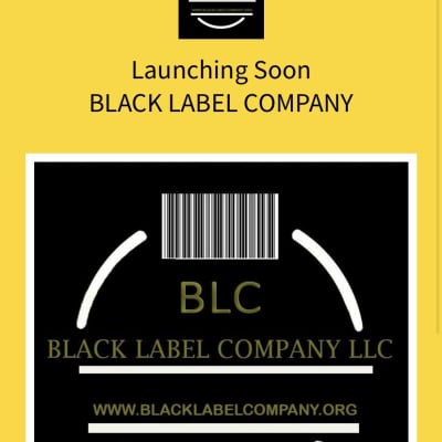 Black label company  image