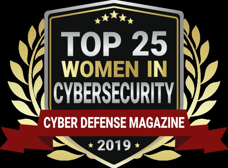Top 25 Women of Cyber Security