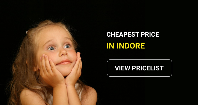 Cheapest price in indore