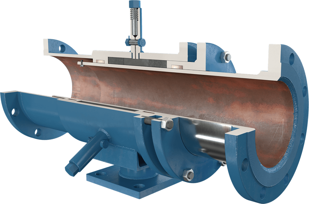ADSCO flange ends slip type expansion joint