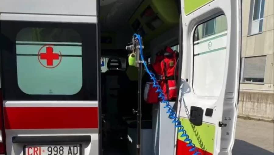 Decontaminazione veicolo primo soccorso, ambulanze, ed autopattuglie