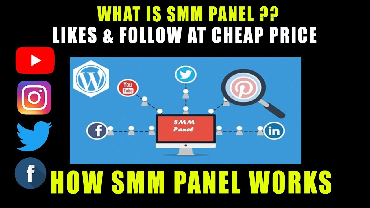 What is SMM Panel: How it Works