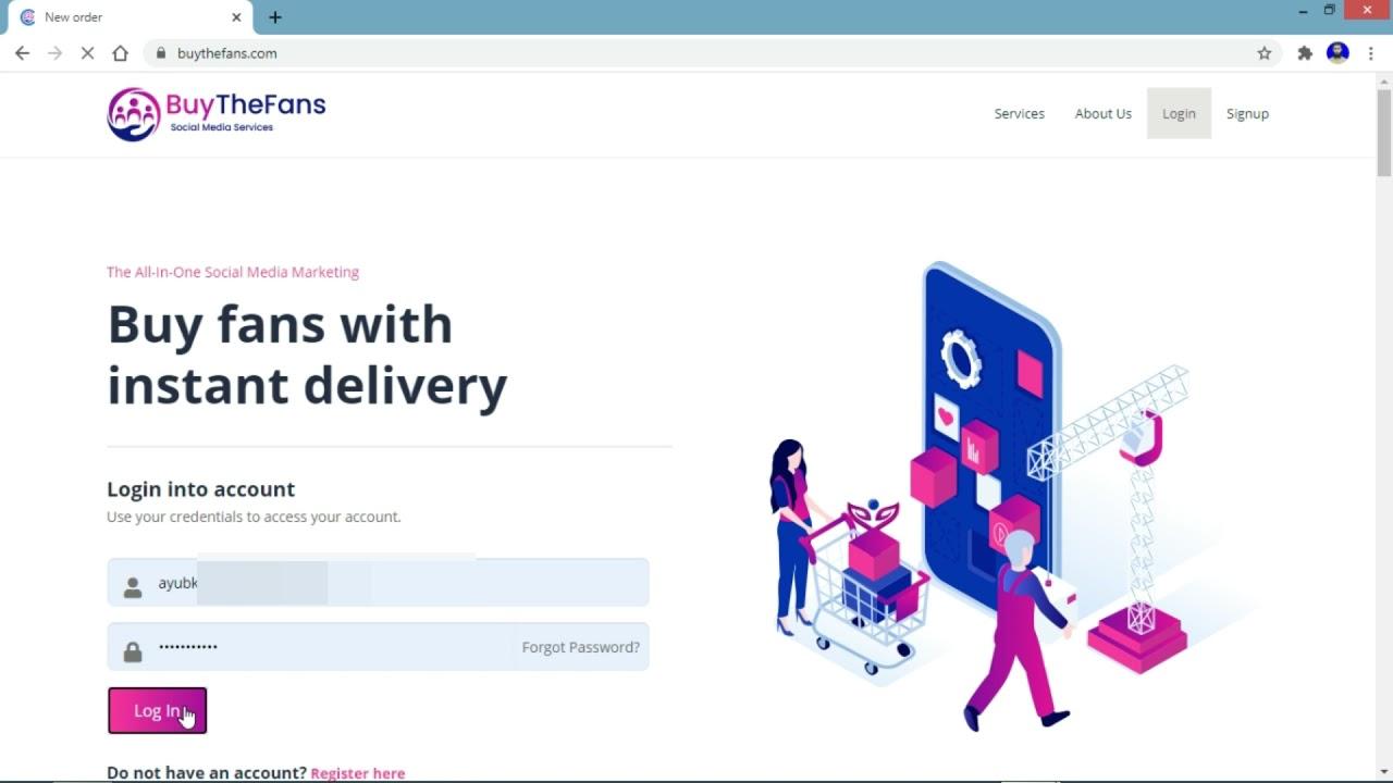 Benefits of choosing  Buythefans SMM Service Panel providers