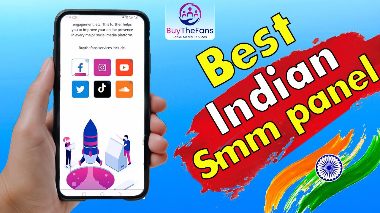 Best SMM panel in India