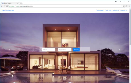 Your Own Vacation Rental Website