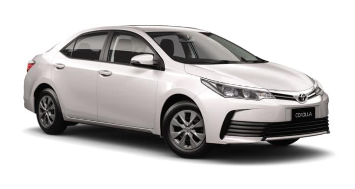 Toyota Corolla - Sedan