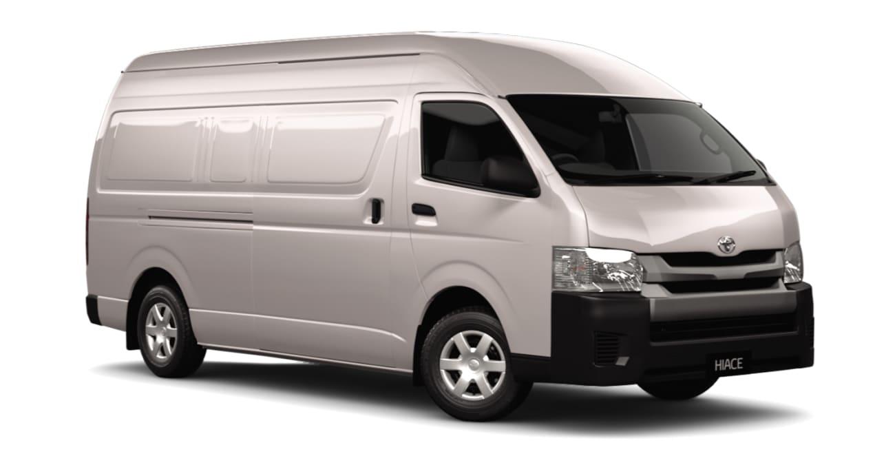 Toyota Hiace 1.5 Tonne Van
