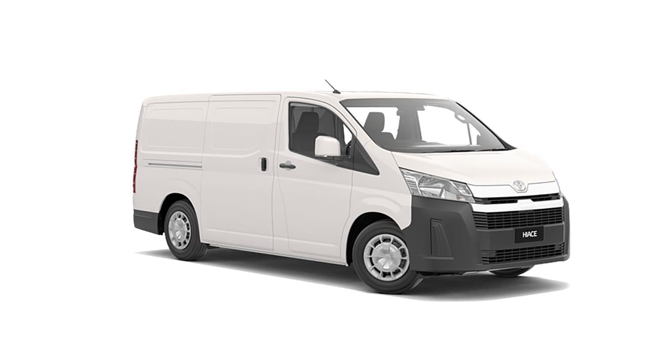 Toyota Hiace 1 Tonne Van