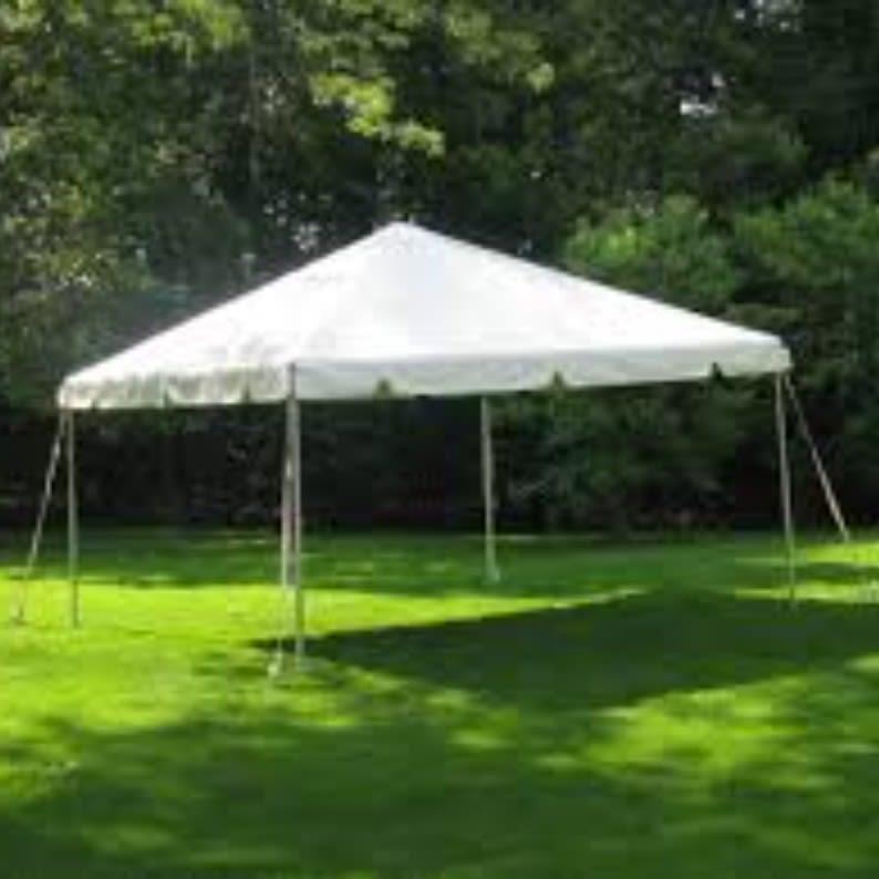 10x10 Standard Frame Tent