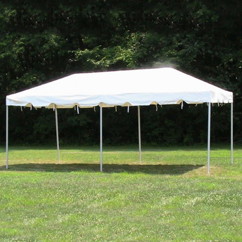 10x20 Standard Frame Tent