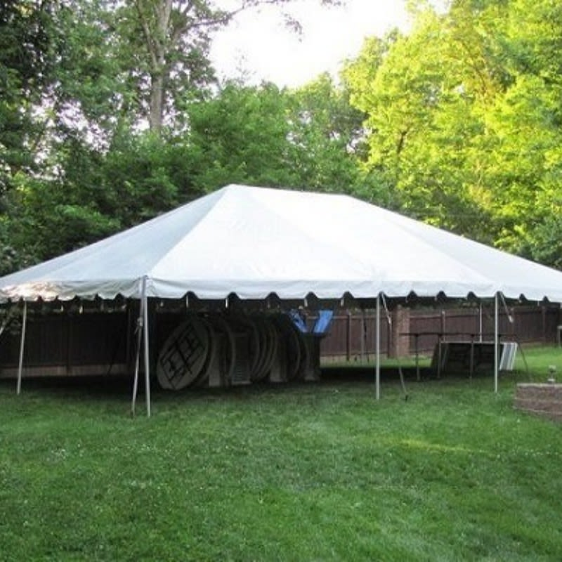 30x50 Standard Frame Tent