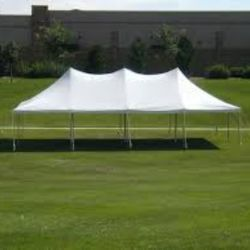 20x40 DIY Pole Tent