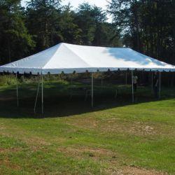 20x40 Standard Frame Tent