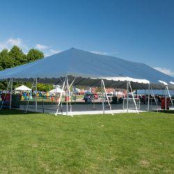 40x80 Standard Frame Tent
