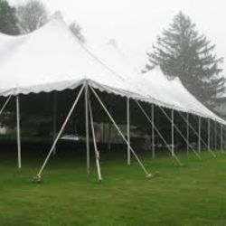 60x100 Twin Center Pole Tent