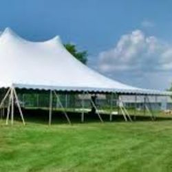 60x80 Twin Center Pole Tent