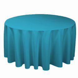 Round Caribbean Table Cloth