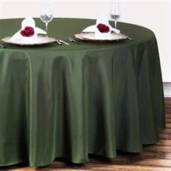 Round Willow Tablecloth