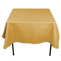 Square Copper Table Cloth