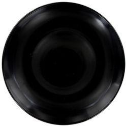 """10.5"""" Black Dinner Plate"""