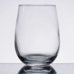 15 oz Stemless Wine Glass